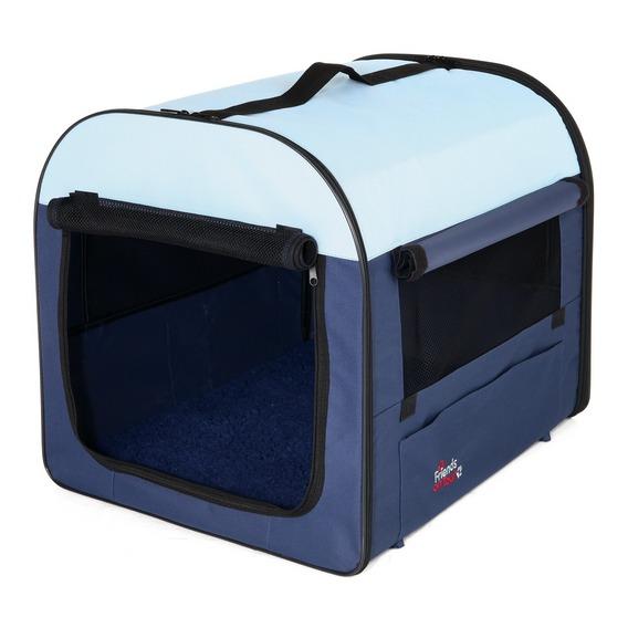 03852c648bfe Trixie Τσάντα Μεταφοράς Mobile Kennel - ΥΦΑΣΜΑΤΙΝΑ ΚΛΟΥΒΙΑ - Pet4u