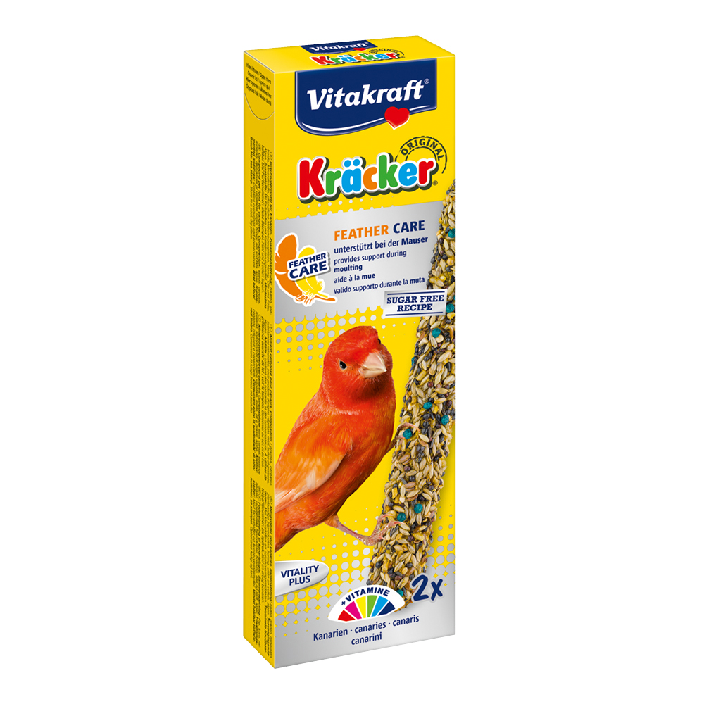 7080016ad248 Vitakraft Kracker Duo για Καναρίνια - Προστασία Φτερώματος ...