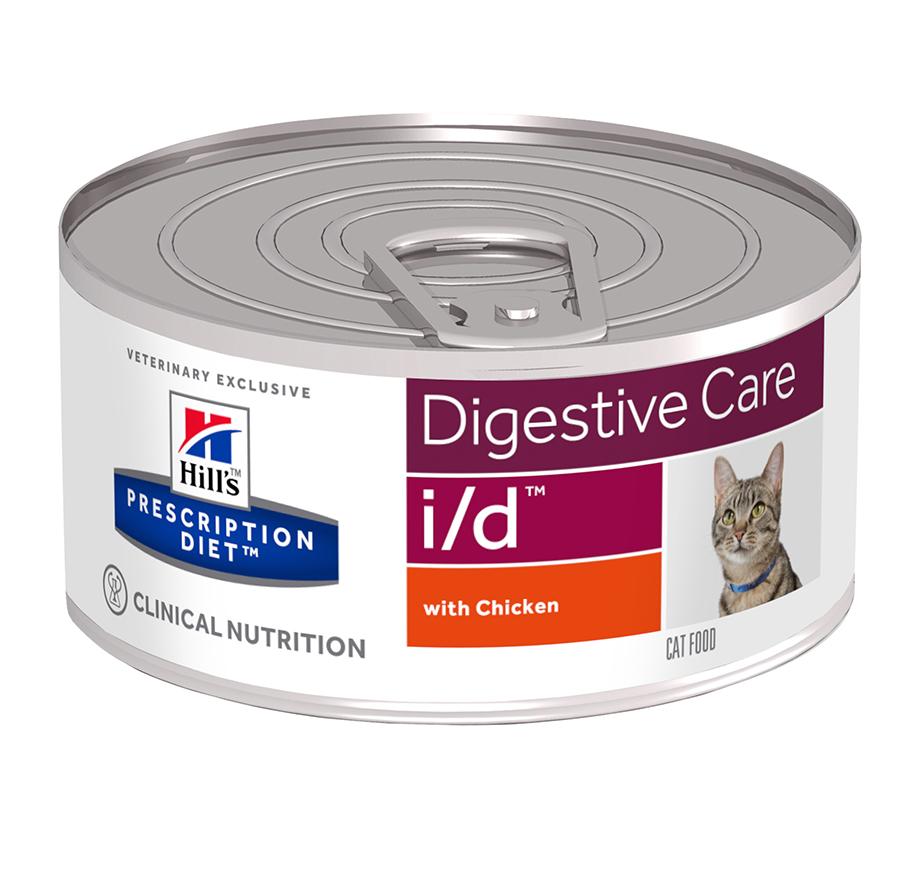 53dd732edfd1 Hill s Prescription Diet i d Digestive Care για Γάτες με Κοτόπουλο ...
